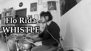 Flo rida - whistle (drum cover) paolo g dell'aquila