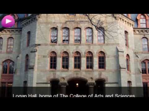 University of Pennsylvania Wikipedia travel guide video. Created by Stupeflix.com