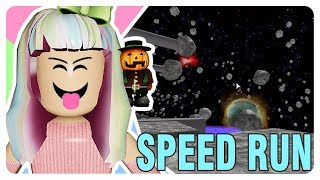 """""""Running in the Moon dimension"""" 