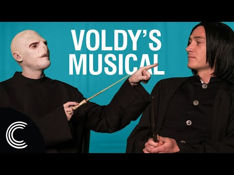 Oh Snape With Voldemort And Severus: Voldy's Musical
