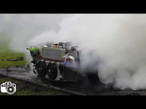 Burnout Tranum 2017 - Video 7