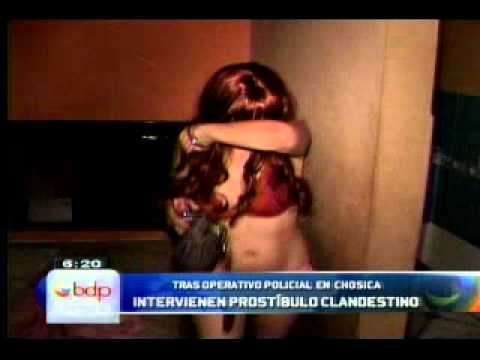 Teen prostituta chicas lima