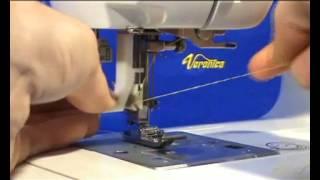 Návod: Navlékání šicího stroje