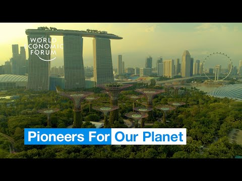 Singapore has an innovative new way to design its buildings   Pioneers for Our Planet