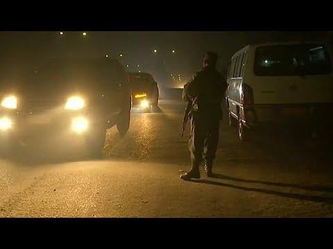 Kabul's Intercontinental Hotel under attack