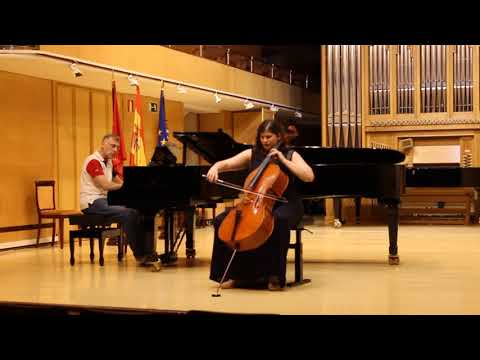 Pezzo Capriccioso (P. Tchaikowski)- Gema Pérez Oliver