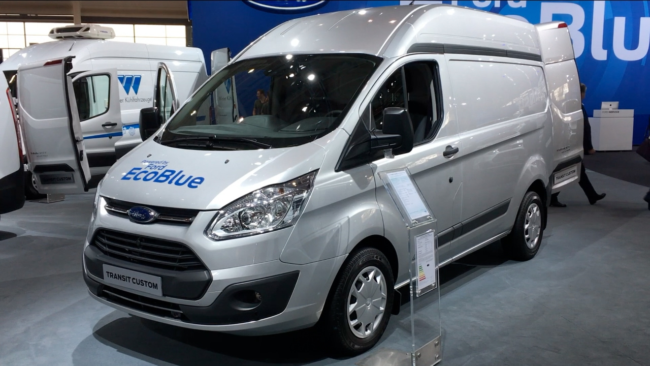 ford transit custom 2017 in detail review walkaround. Black Bedroom Furniture Sets. Home Design Ideas