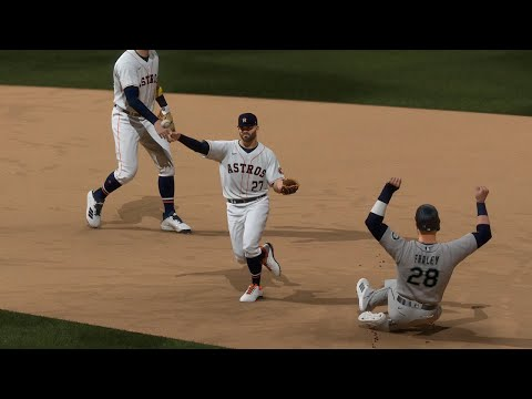 Download Astros vs Mariners   MLB Game Of The Week 9/8 Houston vs Seattle Full Highlights - (MLB 21)