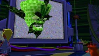 Crash Bandicoot : The Wrath of Cortex (XBOX) - Cutscenes ||GAME ARCHIVE||