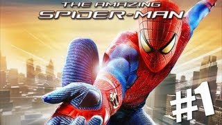 The Amazing Spider-Man PS3 HD Playthrough 1