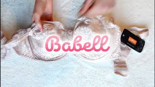 Обзор мягкого кружевного полупрозрачного бюстгальтера Lupoline 127 для большой груди
