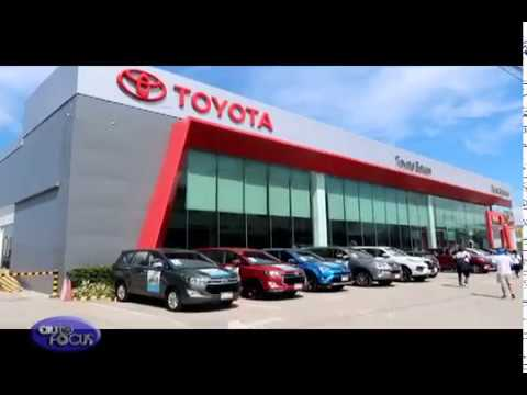 Toyota Roadtrek 2018   Industry News