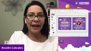 Ser Feliz a través de la Negociación - Roselin Cabrales 🇺🇸