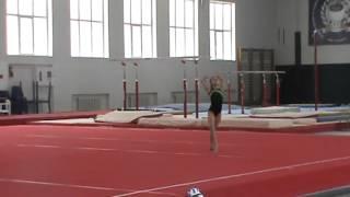 Алина Маликова спортивная гимнастика