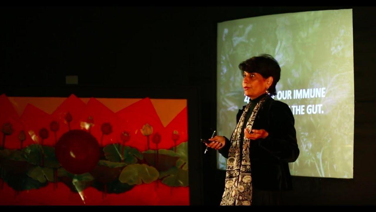 You are what you eat  Really? | Ishi Khosla | TEDxLNMIIT