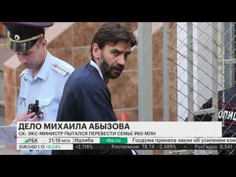 Михаил Абызов: подробности дела. Арест и задержание Михаила Абызова, подробности дела.