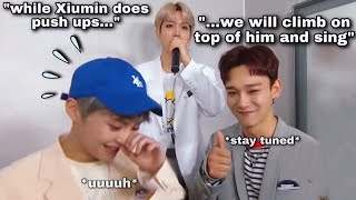 Download meet EXO CBX aka the most chaotic trio in kpop