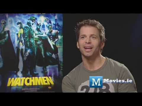 WATCHMEN & 300 Interview With Director Zack Snyder