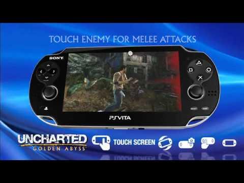 Trailer: Uncharted: Golden Abyss (PSVITA)