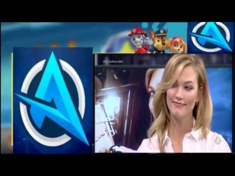Tall Girl Karlie Kloss El Hormiguero 2016 Interview