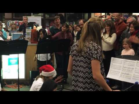 "Southern Lehigh Intermediate School ""Trans-Siberia"" Performance at Barnes & Noble"
