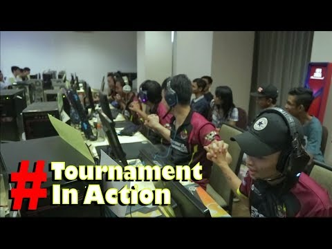 Tournament In Action #VLOG_08
