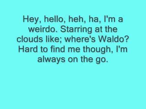 Dot Dot Curve - I'm Weird Lyrics