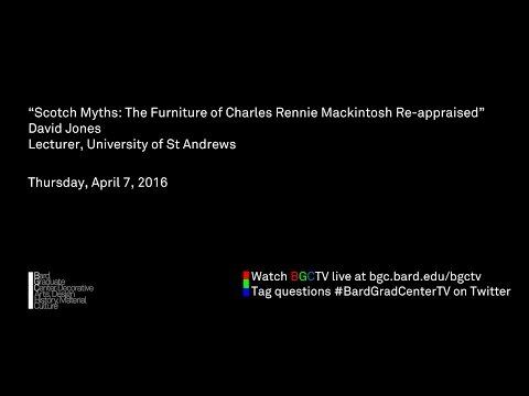 David Jones—Scotch Myths: The Furniture of Charles Rennie Mackintosh Re-appraised