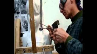 Изготовление скульптуры девочки в мраморе(На нашем видео представлен перевод из гипсовой модели в мрамор фигуры девочки. Изготовление в белом мрамор..., 2013-09-06T16:47:01.000Z)