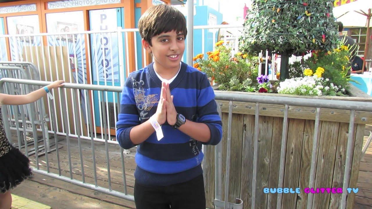 Karan Brar interview at Mattel POP - YouTube
