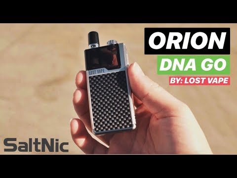What Is The Orion DNA Go?