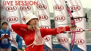 Shanghai 2014 Archery World Cup stage 1 -- LIVE recurve individual finals