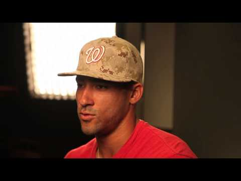 Ian Desmond Interview about His Faith in God