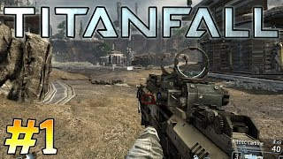 FLAWLESS! - Amplified R-101C Carbine! - [#1] - Titanfall PC Beta Gameplay