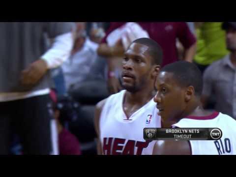 Brooklyn Nets vs Miami Heat | April 8, 2014 | NBA 2013-14 Season
