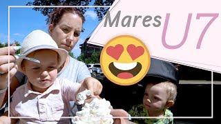 Mares war beim Kinder TÜV / Marleens eigenes Format / 5.6.18 / FRAU_SEIN