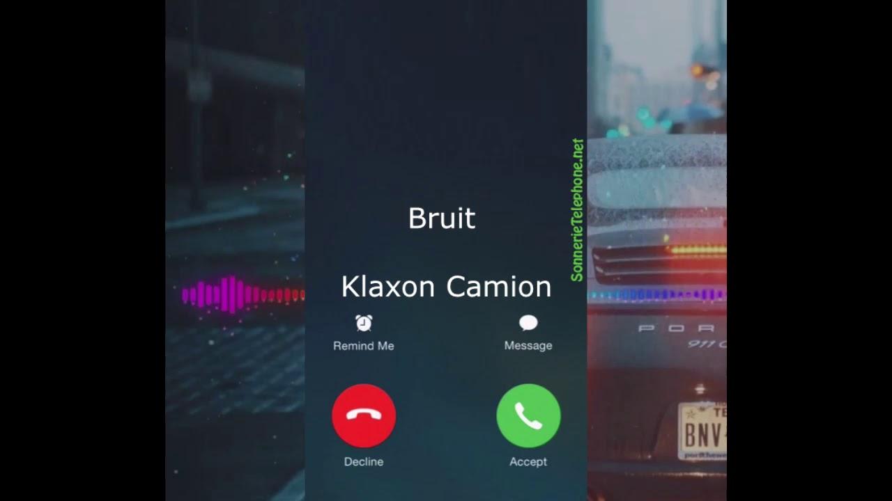 KLAXON GRATUIT BRUITAGE TÉLÉCHARGER