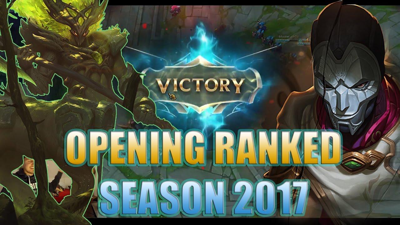 3vs3 lol ranked season