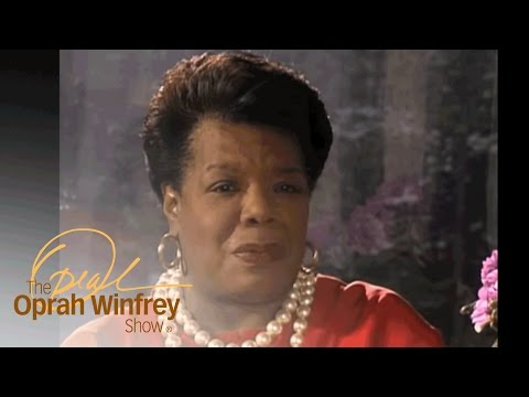 I Know Why the Caged Bird Sings  The Oprah Winfrey Show  Oprah Winfrey Network