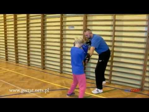 Trener Robert Gortat - Profesjonalny trening! Super BOKS!!! - Jaworzno 2014