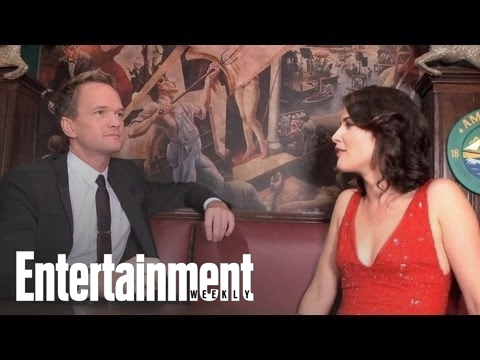 How I Met Your Mother: Neil Patrick Harris & Cobie Smulders On Barney & Robin | Entertainment Weekly