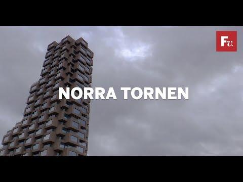Norra Tornen - Stockholms Innerstads Högsta Hus