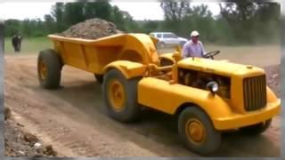 新的現代農業技術彙編驚人的農用機 &海外の重機・建設機械車両のまとめ