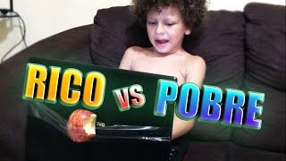 RICO VS POBRE - Isaac do VINE