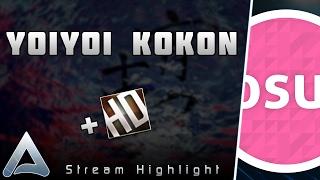 [osu!] REOL - YoiYoi Kokon +HD