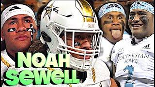 260+ POUND MONSTER   Noah Sewell 🔥 Oregon Commit   Orem High (Orem, UT) Ultimate Highlight Video