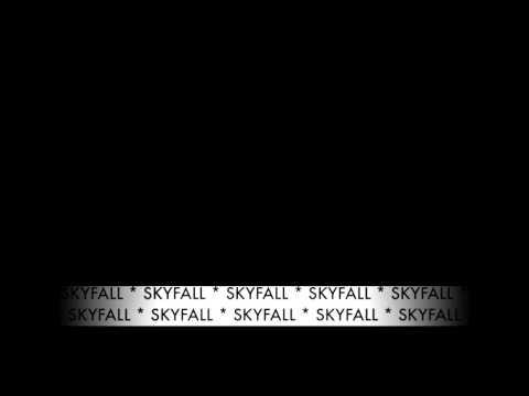 SKYFALL Deep  House Remix ( Gildeniz Mix ) Skyfall / Adele