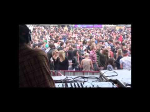 Beatblenderz @ Festival ockxfest 2011...