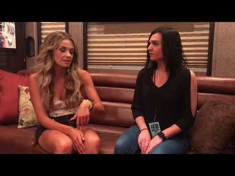 Carly Pearce talks about how things got...