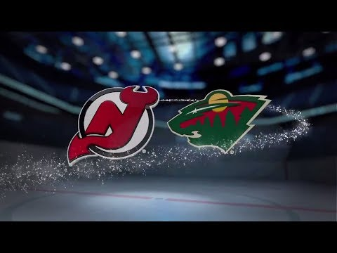 New Jersey Devils vs Minnesota Wild - November 20, 2017 | Game Highlights | NHL 2017/18. Обзор матча